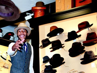 EXCLUSIVE: Mr. Hat – UK's dapper proper topper