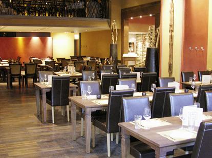 Europe's African Restaurants