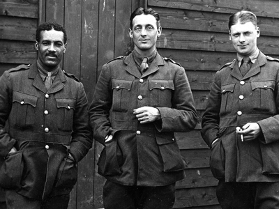 Film will celebrate WW1 hero and Brit footballer